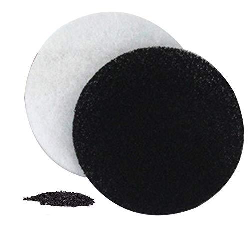 OTENGD 12PACK Ersatzkohlefilter für Haustiere Filter mit konzentrierter Kohle für Hunde und Katzen, nur für die folgenden Wasserspender anwendbar - Sauberen Ofen-filter