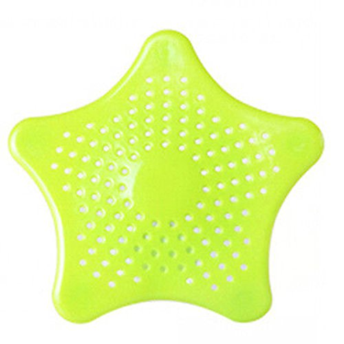 drenare-capelli-collettore-bagno-tappo-bacino-del-lavandino-filtro-filtro-doccia-trappola-verde