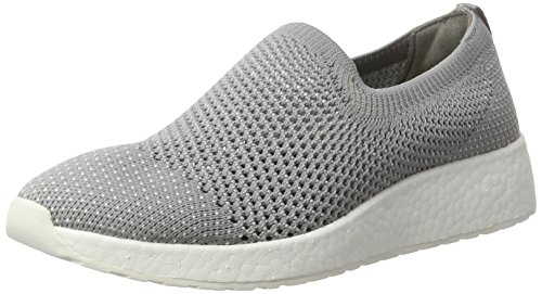 Swims Damen Breeze Slip On Slipper Grau (Gray/White)