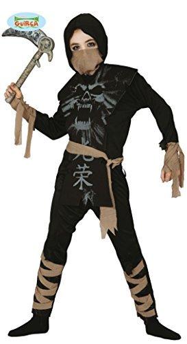 Imagen de disfraz de ninja fantasma infantil talla 7 9 años