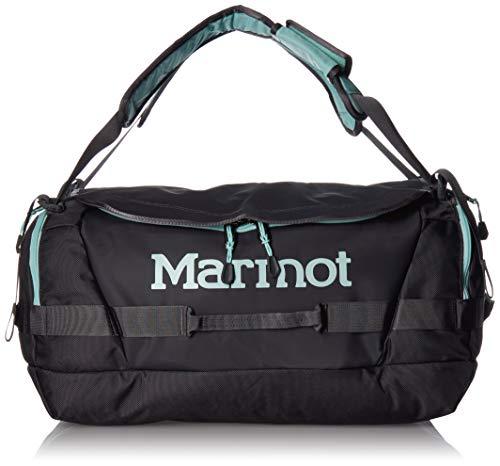 Marmot Long Hauler Duffel Bag Medium, Robuste Reisetasche, Sporttasche, Weekender, 50L Fassungsvermögen, Dark Charcoal/Blue Tint