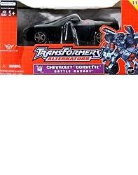 Transformers: Alternators > Battle Ravage (Chevrolet Corvette) Action Figure