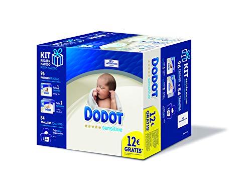 Dodot Protection Plus Sensitive Kit Recién Nacido (150)