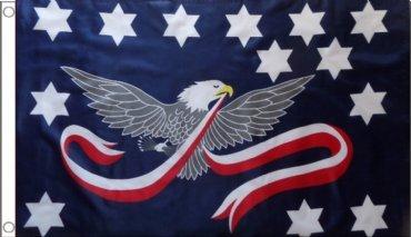 Whiskey Rebellion 5'x3' (150cm x 90cm) Flagge (Rebellion Whiskey)