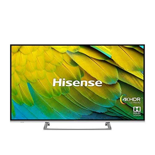 Hisense H55B7500UK 55-Inch 4K UHD HDR Smart TV with Freeview Play (2019) (Refurbished)
