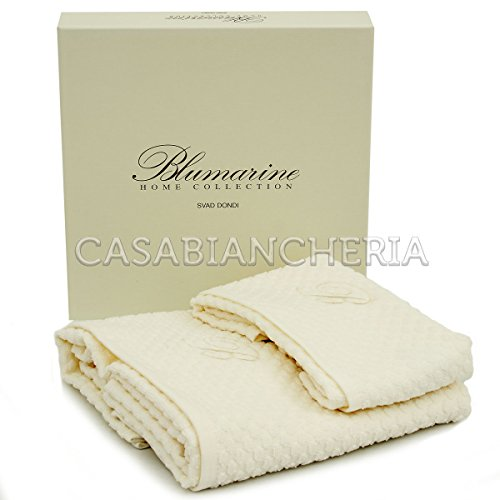 blumarine-home-collection-set-de-serviettes-privilege-var-creme