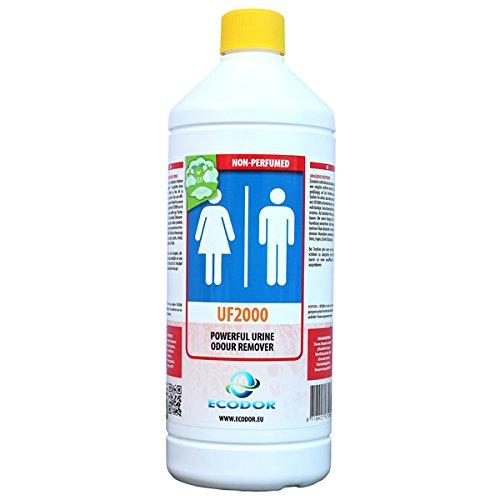 NEUARTIG! RESORBB - 1 Liter UF 2000 / Resorbb Mensch Uringeruch-Entferner Nachfüllflasche Zur Geruchsneutralisierung bei Menschen Rein biologisch, vegan und ohne Tierversuche hergestellt -
