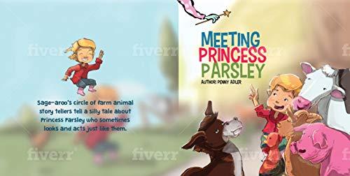 Meeting Princess Parsley: A GusGus Farm Tale (English Edition)