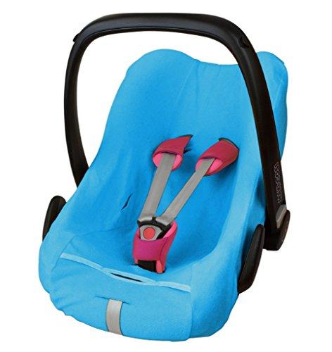 byboom–Housse d'été, déjà Housse en tissu éponge pour coque bébé, siège auto,...