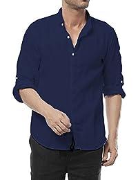 Suchergebnis auf Amazon.de für  Leinen - S   Hemden   Tops, T-Shirts ... a0ee1bd61d