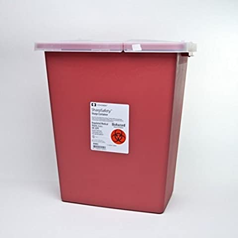 Kendall Volume Sharps Containers, Large by Kendall/Covidien