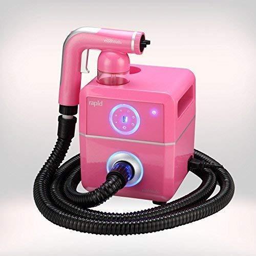 Tanning Essentials Pink Rapid Sprühbräune Maschine mit Gratis Omg Solutions -