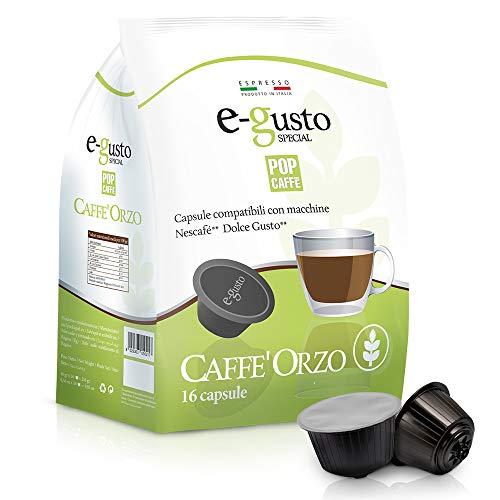 48Kapseln Orzo Pop Caffe 'Produkte Nescafe' Dolce Gusto