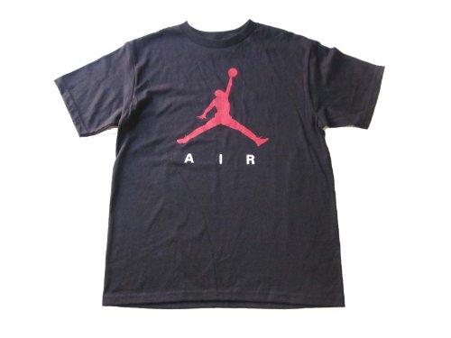 Nike Air Jordan Logo T-Shirt Youth Jungen Größe, Jungen, schwarz, Small - Jordan Air Kleidung Kinder Für