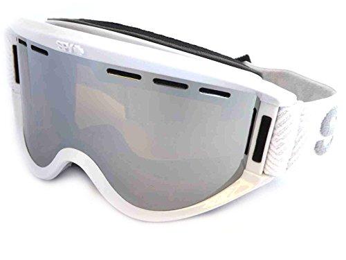 Spy Snow Goggle Getaway Weiß One size