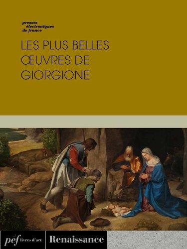 Les plus belles œuvres de Giorgione por Giorgione