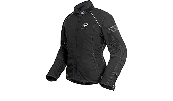 Rukka Salli Gore Tex Damen Motorrad Textiljacke 38 Schwarz Weiß Bekleidung