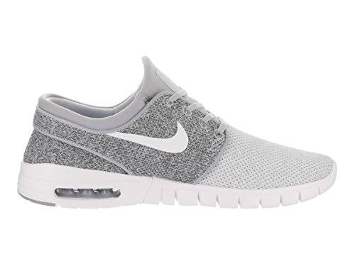 Nike Jungen Stefan Janoski Max Skaterschuhe Wolf Grey/White/Dark Grey