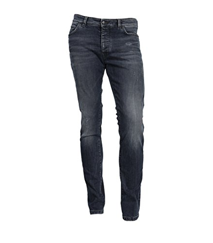 Drykorn Herren Jeans Jaz mit Destroyed-Effekten blau 32 Blue 31W / 34L