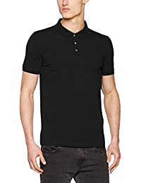 Selected Shddamon Ss Polo Noos, T-Shirt Homme