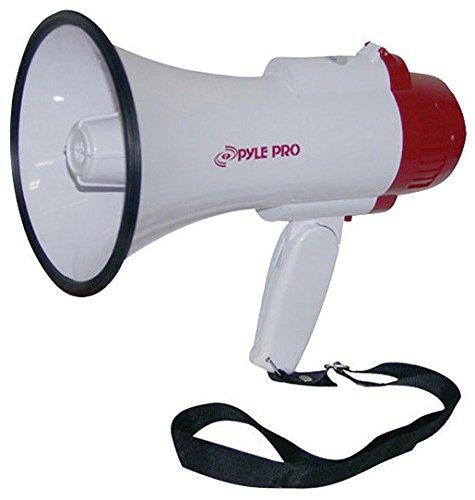 essional Megaphone/Megafon mit Sirene & Voice Recorder ()