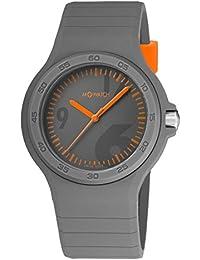 M-WATCH Swiss Made Maxi 42 Analog Grey Dial Men's Watch-WYO.15183.RH