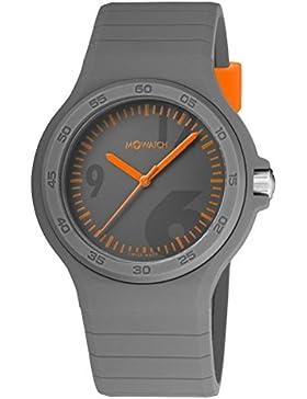 M-WATCH Unisex-Armbanduhr Maxi Colour Analog Quarz WYO.15183.RH