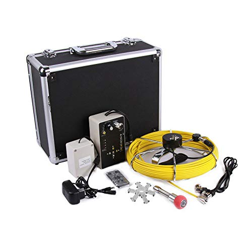 THINKMIC Endoskopkamera,Inspektionskameras, Potensic Semi-Rigid, 2,0 Megapixel HD, 30M, für professionelle Wartung
