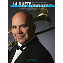 14 Duets for Trombone - Book