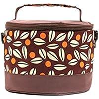 Preisvergleich für Vlunt Isolierte Lunch-Tasche für Picknick Wasserdicht gefrierergeeignet Kühler Lunch Tasche mit Träger