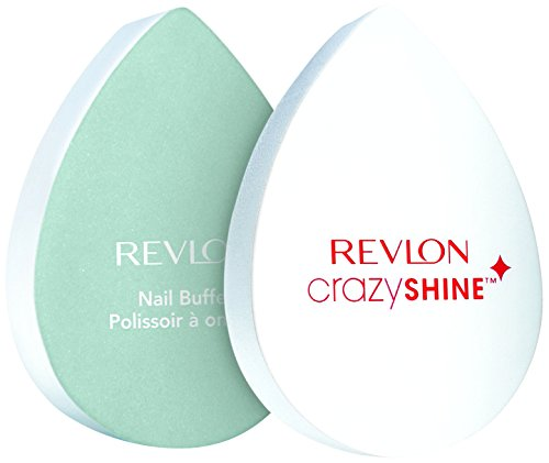 Revlon Crazy Shine Nail Buffer (Buffer Nail Shine)