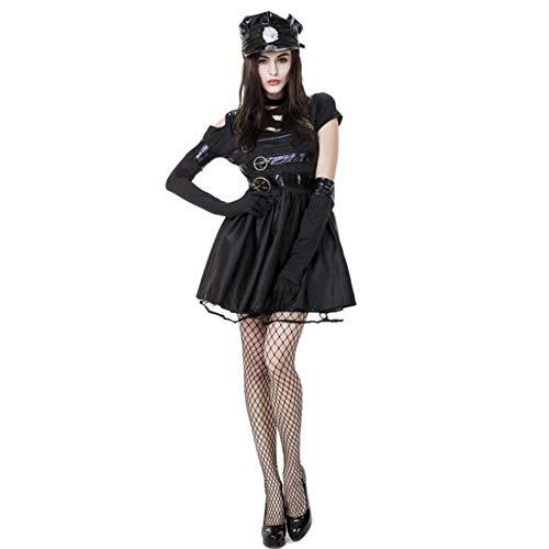 ASDF Film Rollenspiel Kostüm hübsche Polizistin Kostüm Cosplay - Hübsche Kostüm
