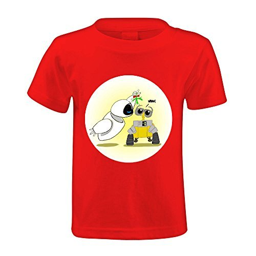 Image of AdamimyClay® Timico DIY Wall-E Little Child T-shirt [X-Large]