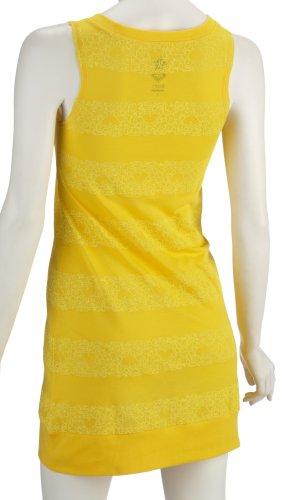 Roxy Vertigo robe pour femme Jaune/noir - habit yellow