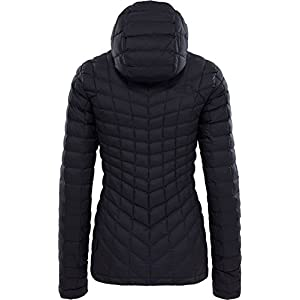 41rZa9enZWL. SS300  - The North Face Water Resistant Thermoball Women's Outdoor Hooded Jacket