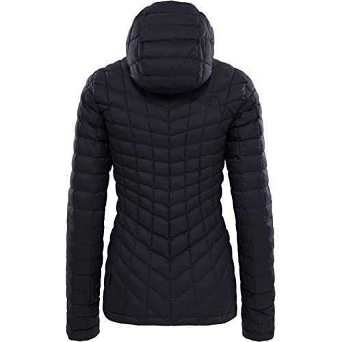 41rZa9enZWL. SS500  - The North Face Water Resistant Thermoball Women's Outdoor Hooded Jacket