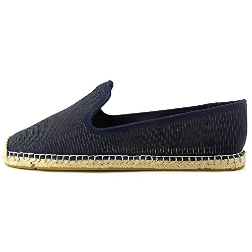 Vince Camuto Delina Femmes Cuir Espadrille Midnight