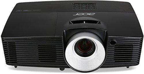 Acer P1287 DLP Projektor (XGA 1024 x 768 Pixel, 4.200 ANSI Lumen, Kontrast 17.000:1, 3D) Zoom Lcd Flash