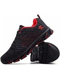 Hombre Mujer Zapatillas de Correr Asfalto Running para Zapatos Gimnasia Deportes Calzado Aire Libre