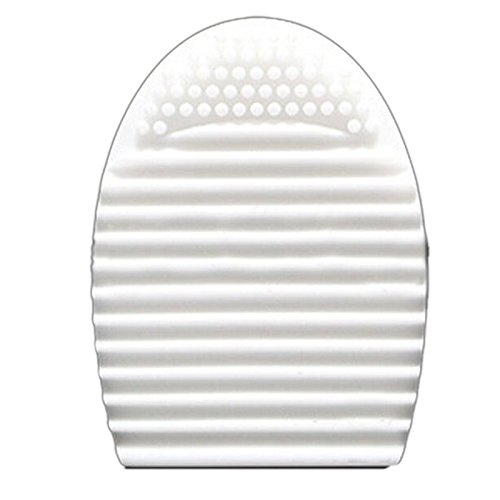 Tonsee® Cleaning Glove MakeUp Washing Brush Scrubber Board Cosmetic Clean