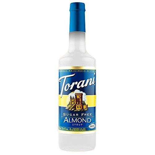 Torani Almond (Mandel) zuckerfrei 750ml