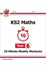 Descargar gratis New KS2 Maths 10-Minute Weekly Workouts - Year 6 en .epub, .pdf o .mobi