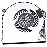 wangpeng New CPU Cooling Fan Cooler for Toshiba Satellite C75D-B7297 C75D-B7320 C75D-B7350