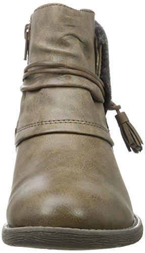 Softline Damen 25464 Stiefel Beige (Taupe)