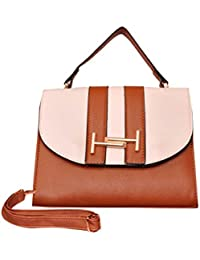 Amit Bags Beautiful PU Handbag For Girls /women's - B078B8JXBY