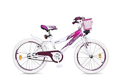 20 Zoll Kinder MÄdchen Fahrrad MÄdchenfahrrad Kinderfahrrad Jugendfahrrad MÄdchenrad Bike Rad Beauty Pink