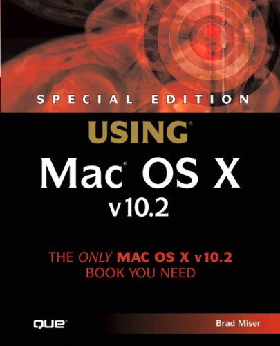 Special Edition Using Mac OS X: