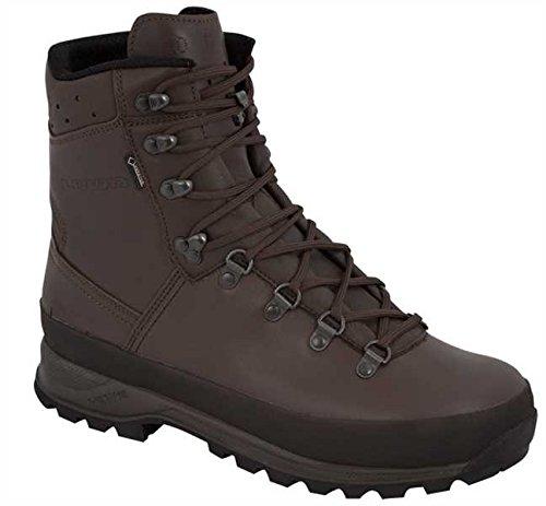Lowa Mountain GTX Military Boots Marron - Marron foncé