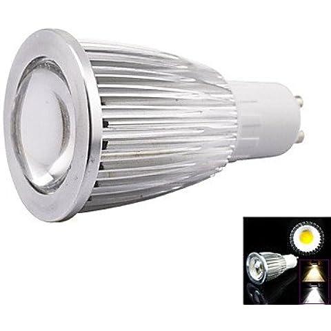 Lampadine spot/Proiettori Par - GU10 - MR16 - 9 W- Dimmerabile - Bianco caldo 700-750 lm- AC 220-240