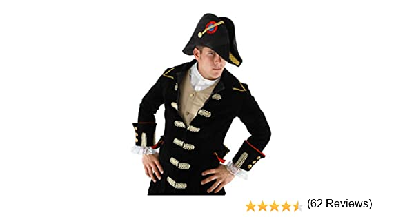 L/'AMMIRAGLIO bicorne Costume Cappello